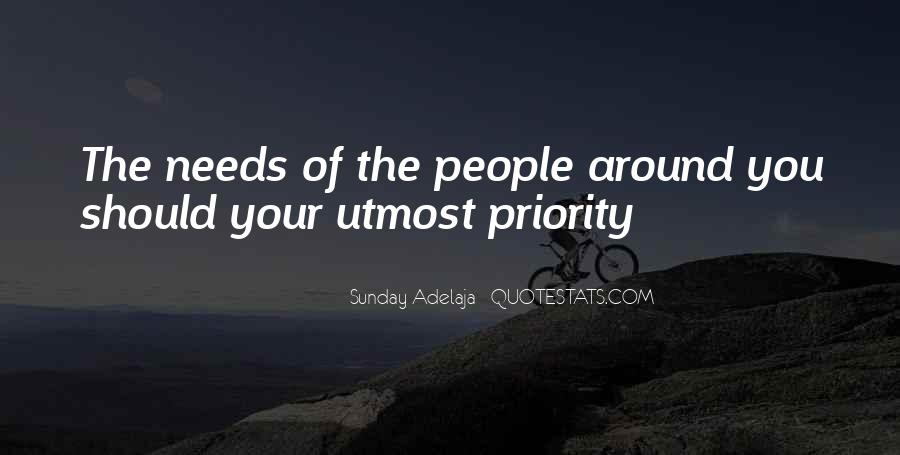 Quotes About Making Someone A Priority #1015754