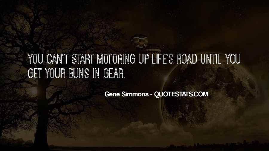 Best Motoring Quotes #284512