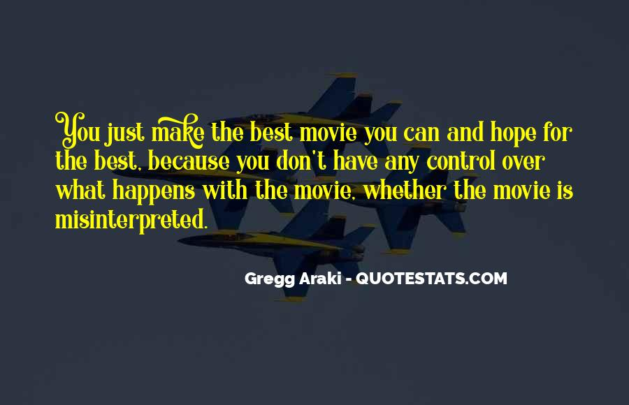 Best Movie For Quotes #1500312