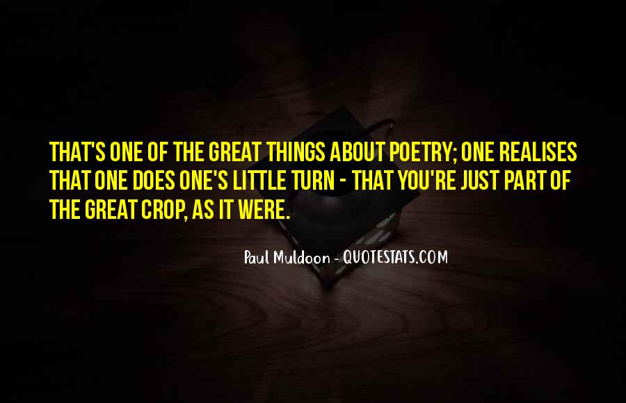 Best Muldoon Quotes #1369870