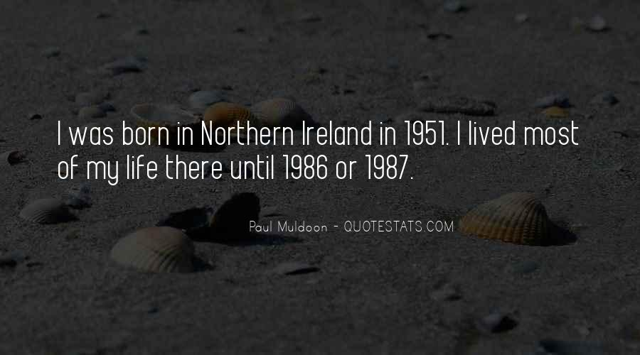 Best Muldoon Quotes #347157