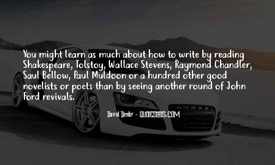 Best Muldoon Quotes #367673