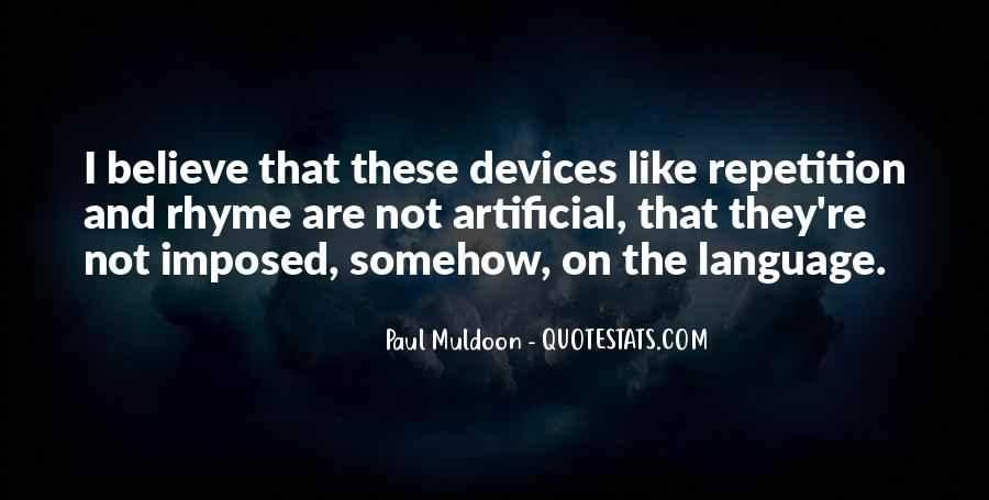 Best Muldoon Quotes #684351