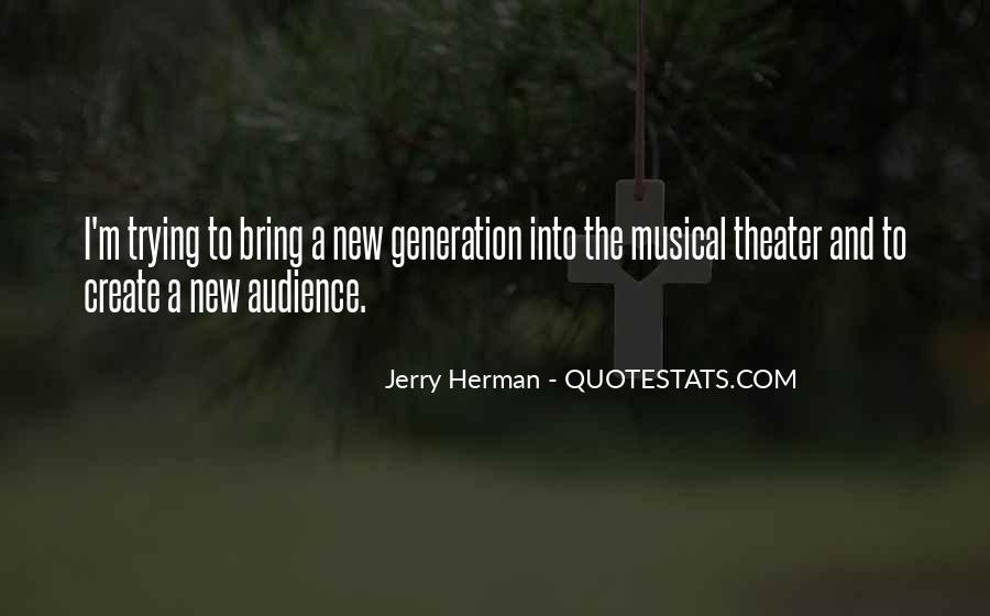 Top 32 Best Musical Theater Quotes: Famous Quotes & Sayings ...