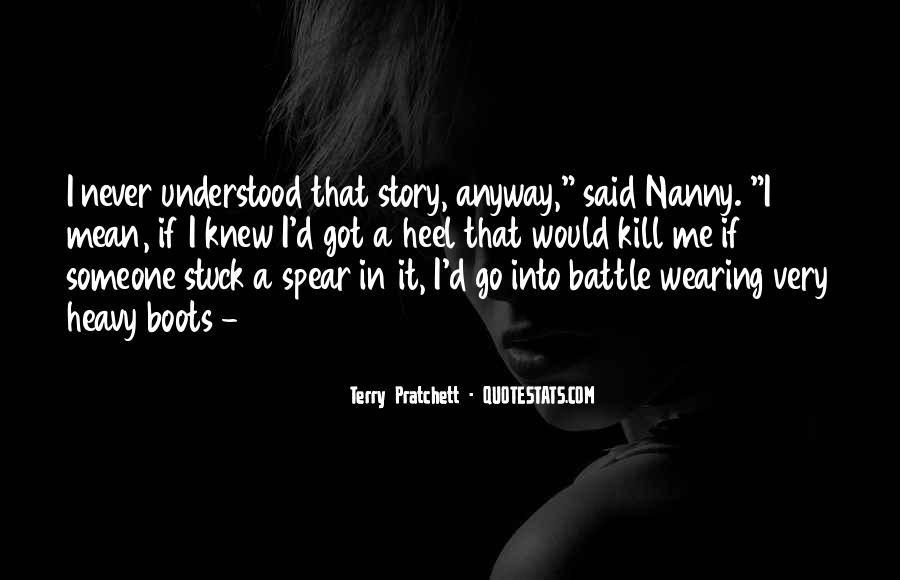 Best Nanny Quotes #26639