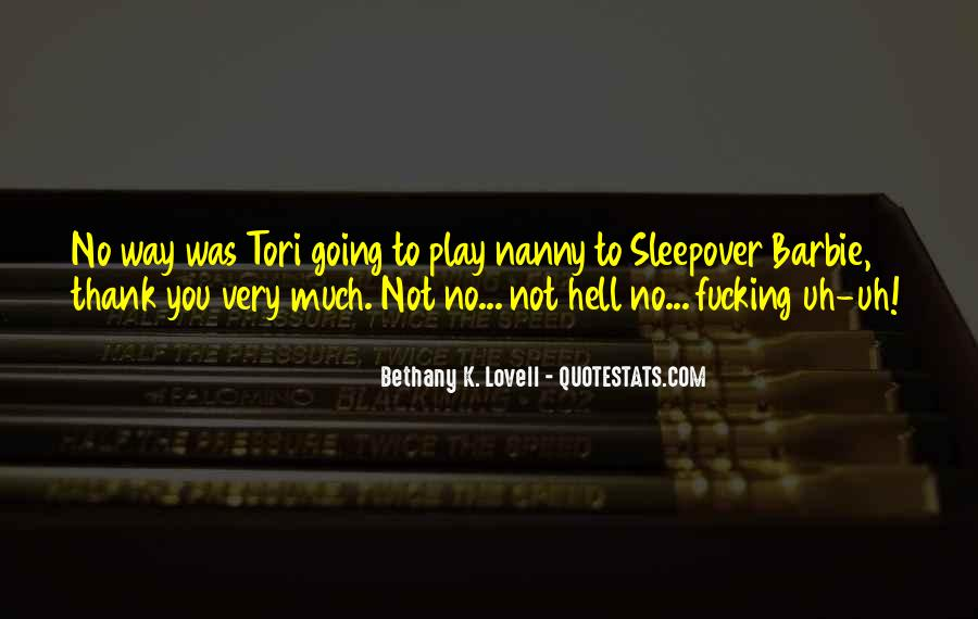 Best Nanny Quotes #67680