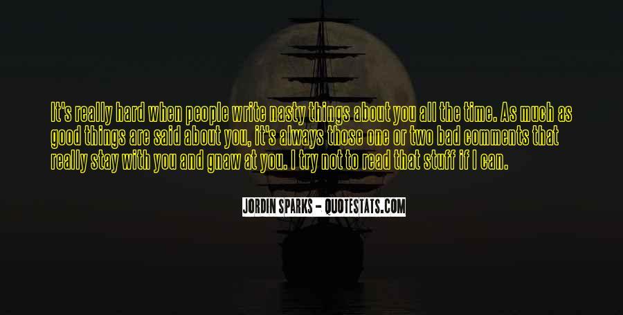 Best Nasty Quotes #18473