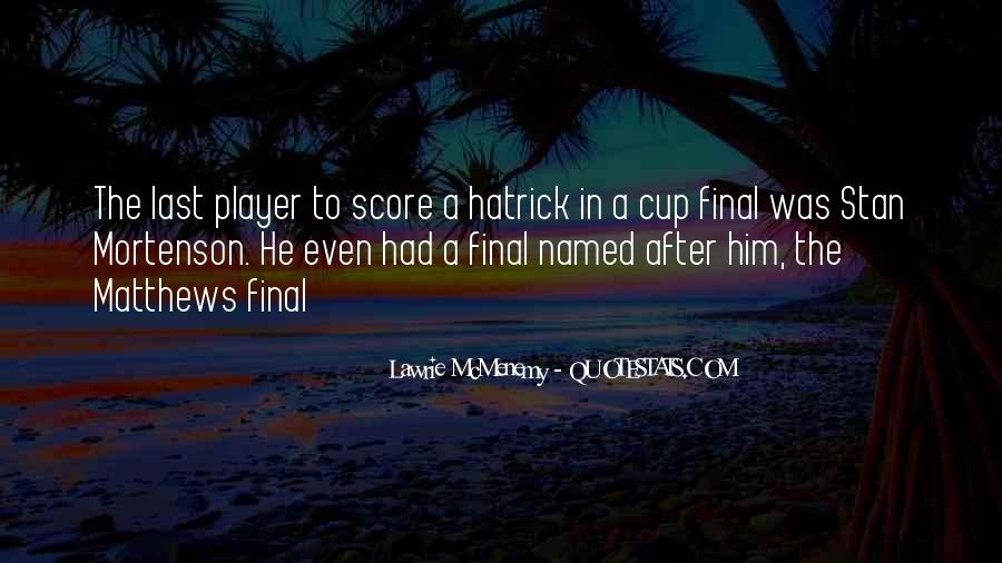 Best Nhl Player Quotes #25117