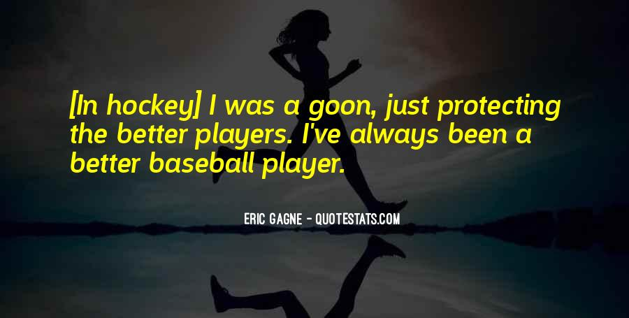 Best Nhl Player Quotes #5062