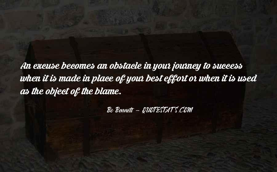 Best Obstacle Quotes #1115966