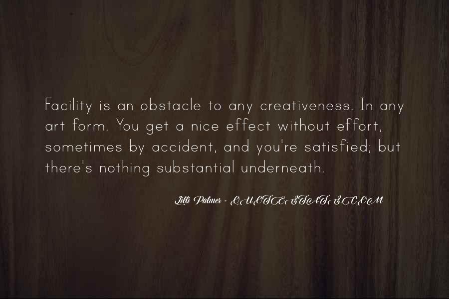 Best Obstacle Quotes #136600