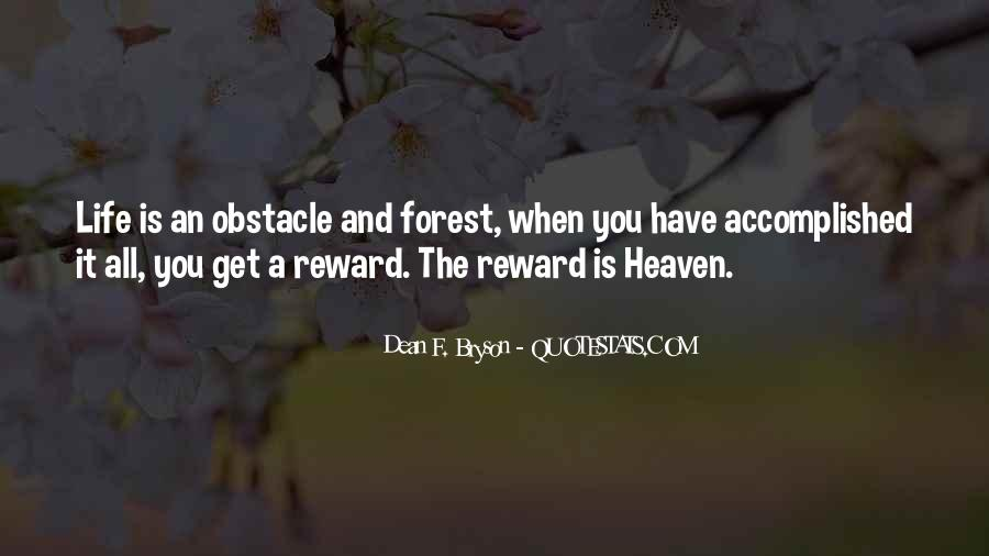 Best Obstacle Quotes #146468