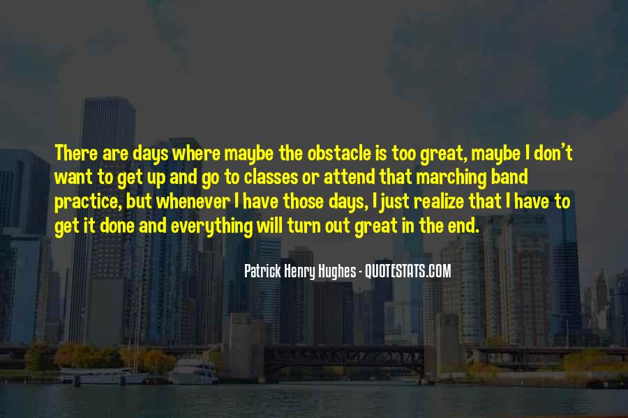 Best Obstacle Quotes #170981