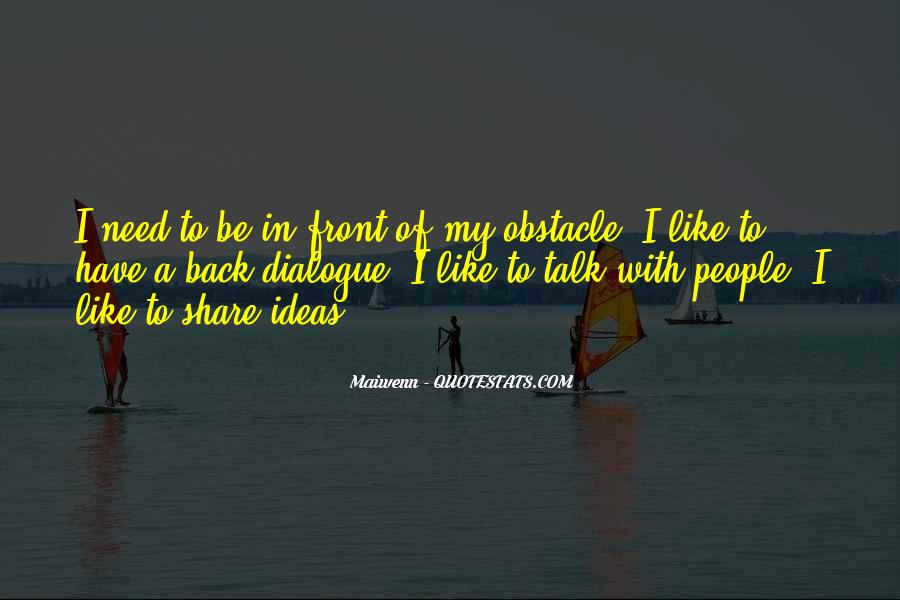 Best Obstacle Quotes #17509