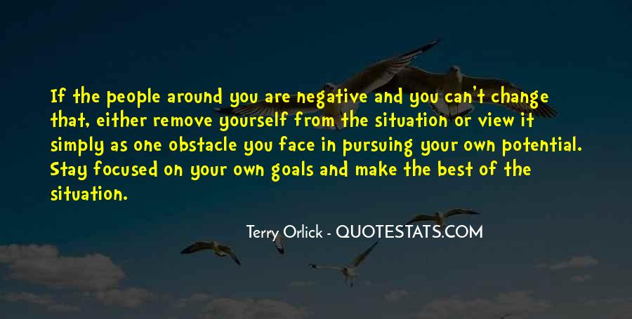 Best Obstacle Quotes #1875325
