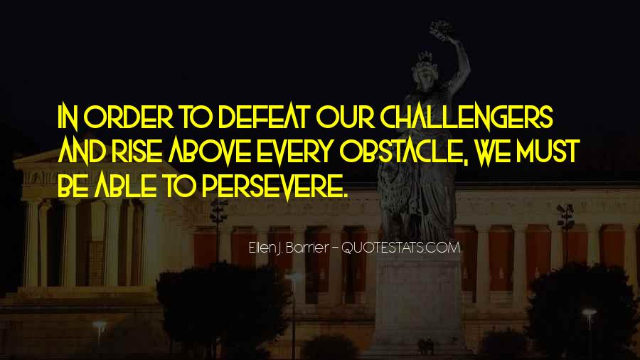 Best Obstacle Quotes #22887