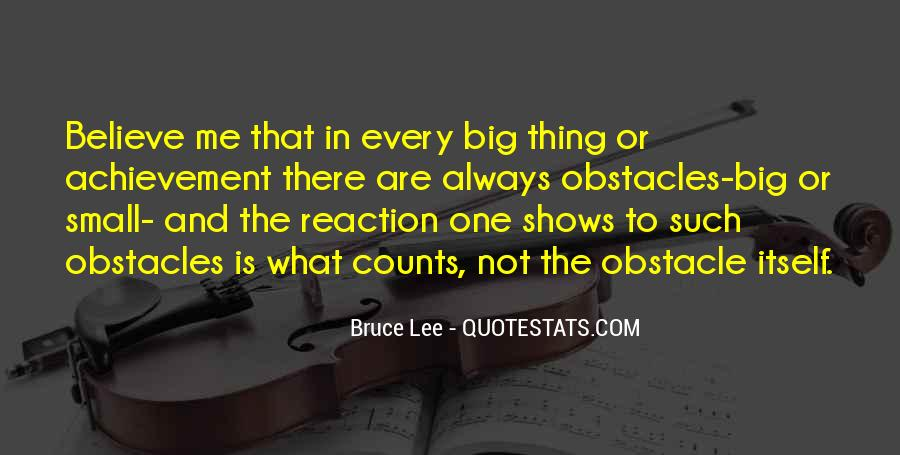 Best Obstacle Quotes #3779