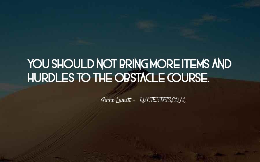 Best Obstacle Quotes #49270