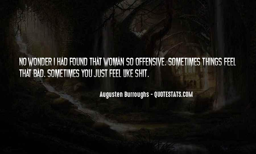 Best Offensive Quotes #72893