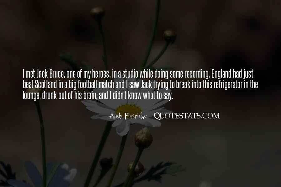 Best Partridge Quotes #106326