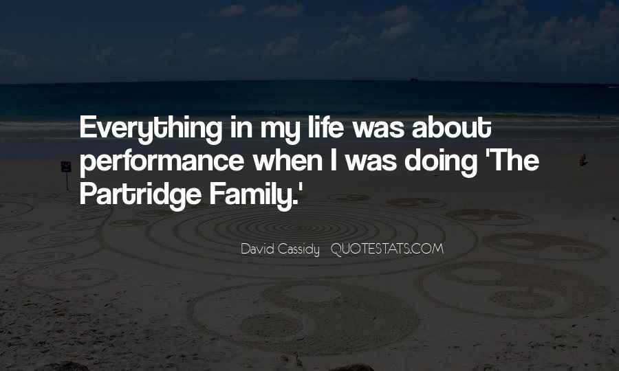 Best Partridge Quotes #198580