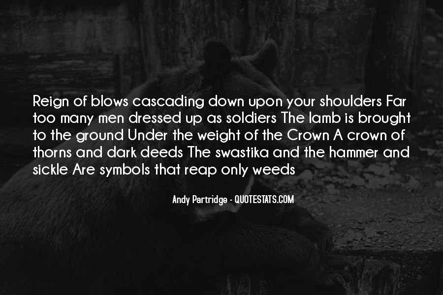 Best Partridge Quotes #221442