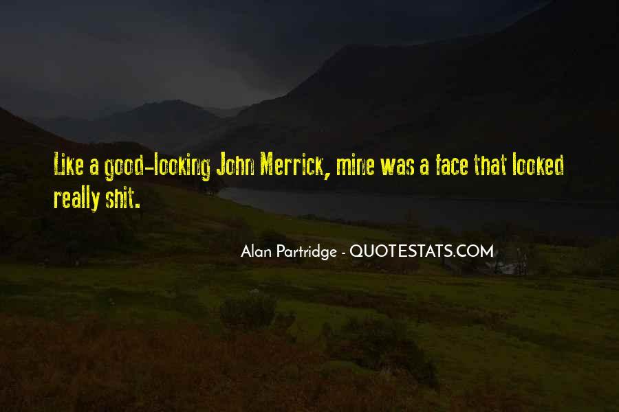 Best Partridge Quotes #351937
