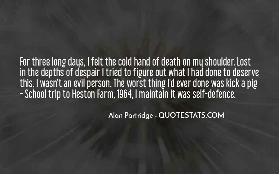 Best Partridge Quotes #464080