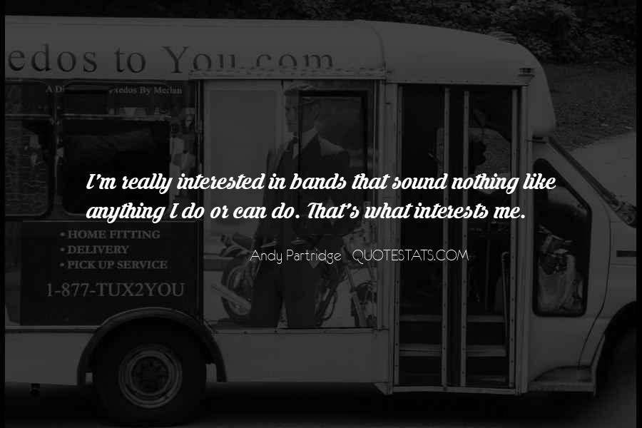 Best Partridge Quotes #470984