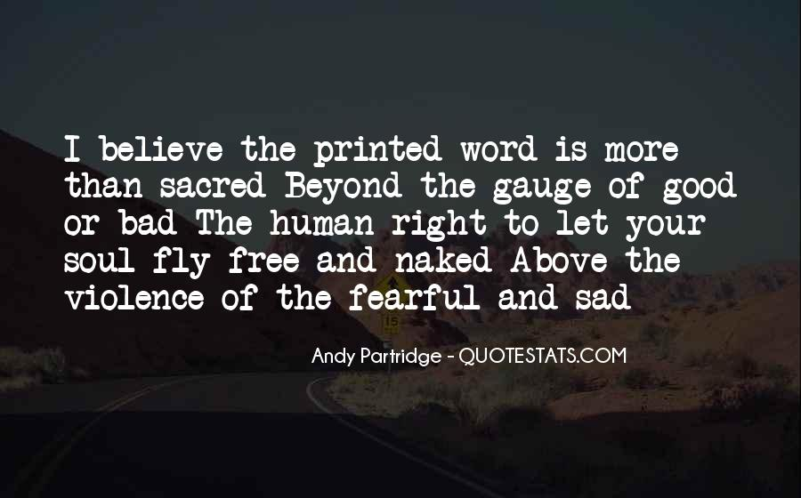 Best Partridge Quotes #558602