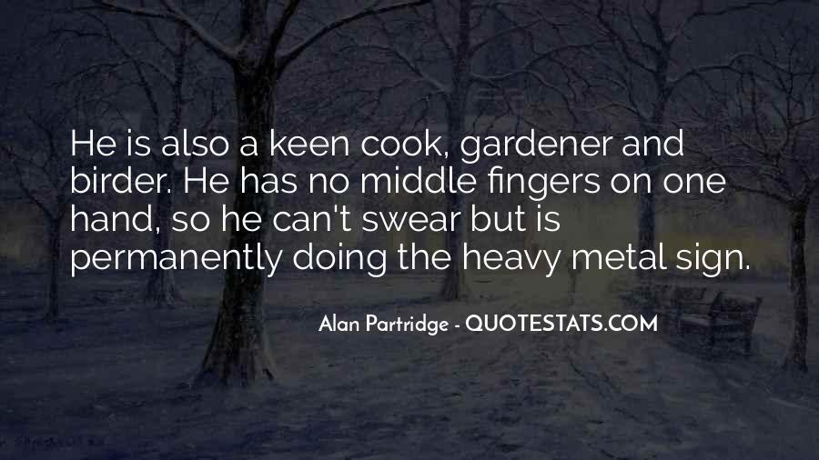 Best Partridge Quotes #95992