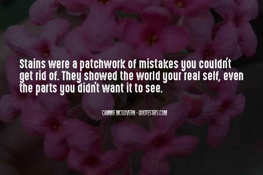 Best Patchwork Quotes #280069