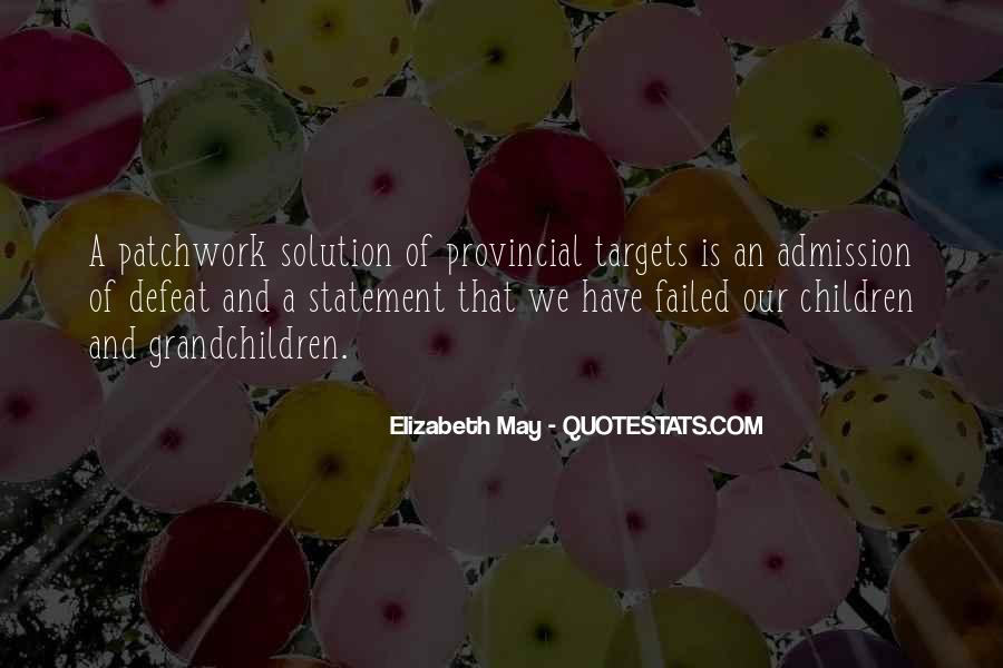 Best Patchwork Quotes #411565