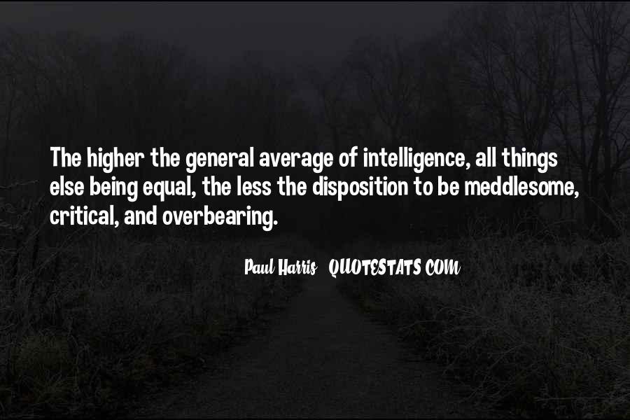 Best Paul Harris Quotes #1117348