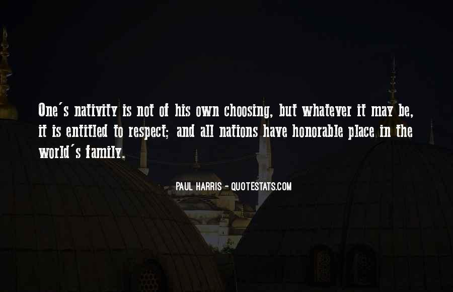 Best Paul Harris Quotes #1180670