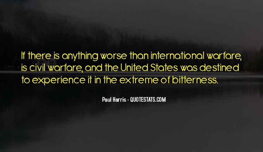 Best Paul Harris Quotes #1202279
