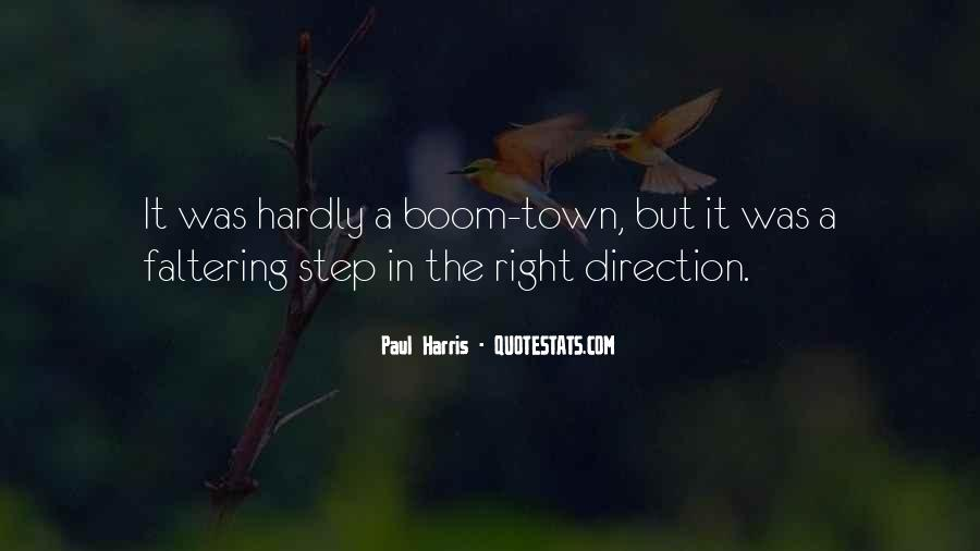 Best Paul Harris Quotes #1259412