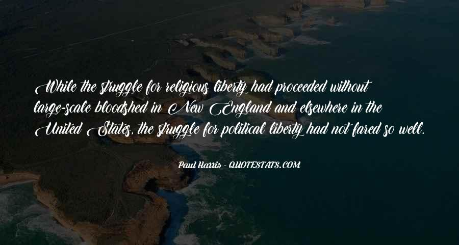 Best Paul Harris Quotes #1464118