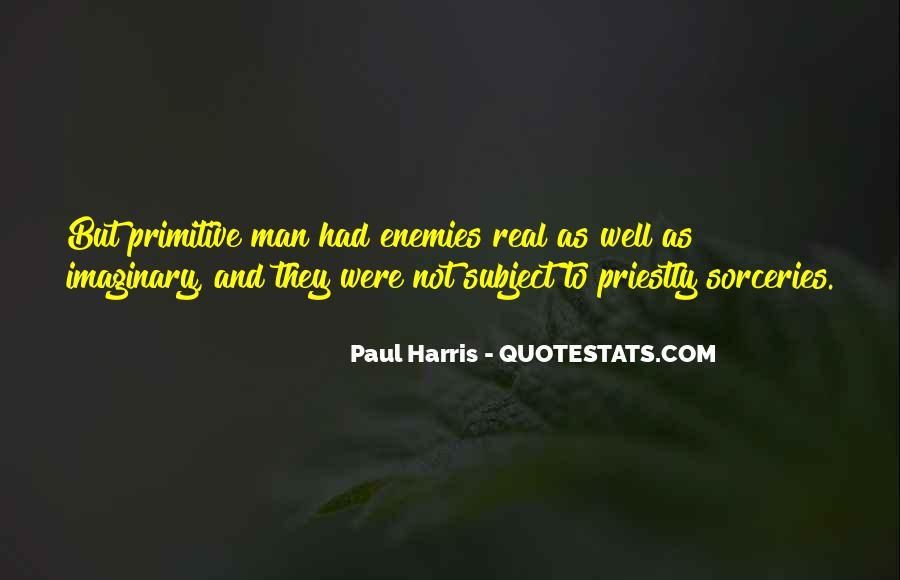 Best Paul Harris Quotes #292743
