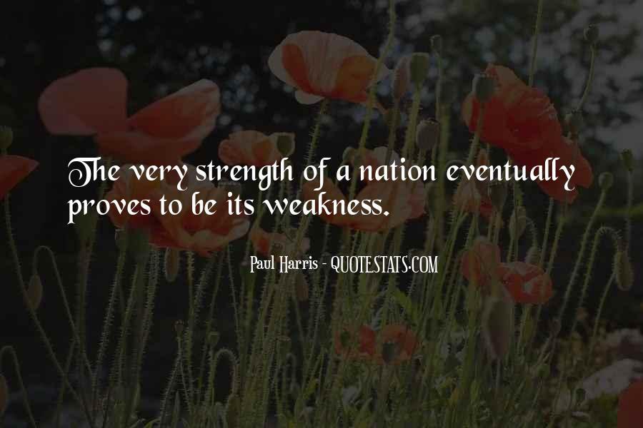 Best Paul Harris Quotes #442260