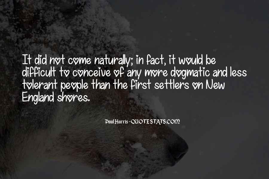 Best Paul Harris Quotes #548508
