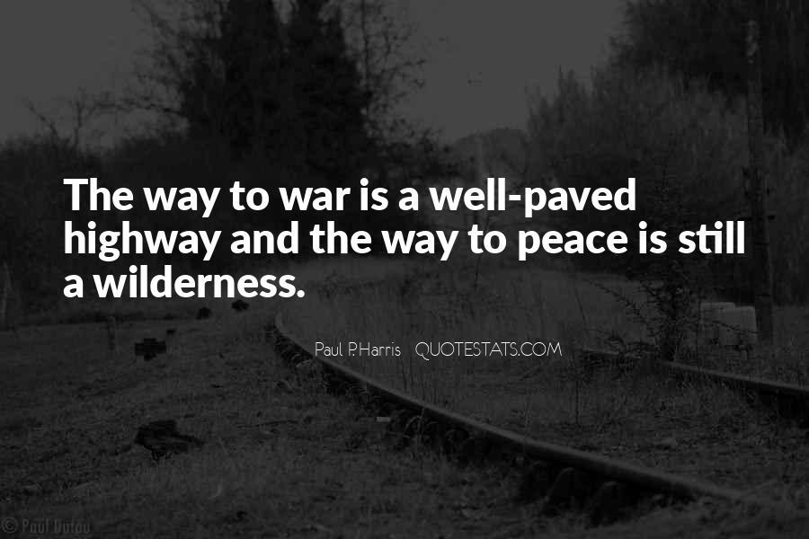Best Paul Harris Quotes #587010