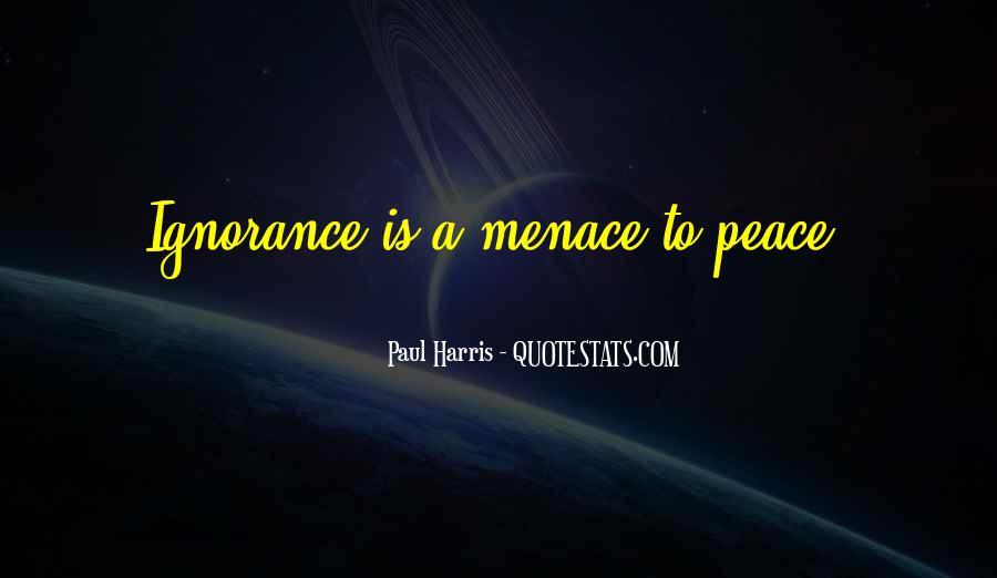 Best Paul Harris Quotes #787275