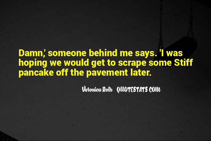 Best Pavement Quotes #173425