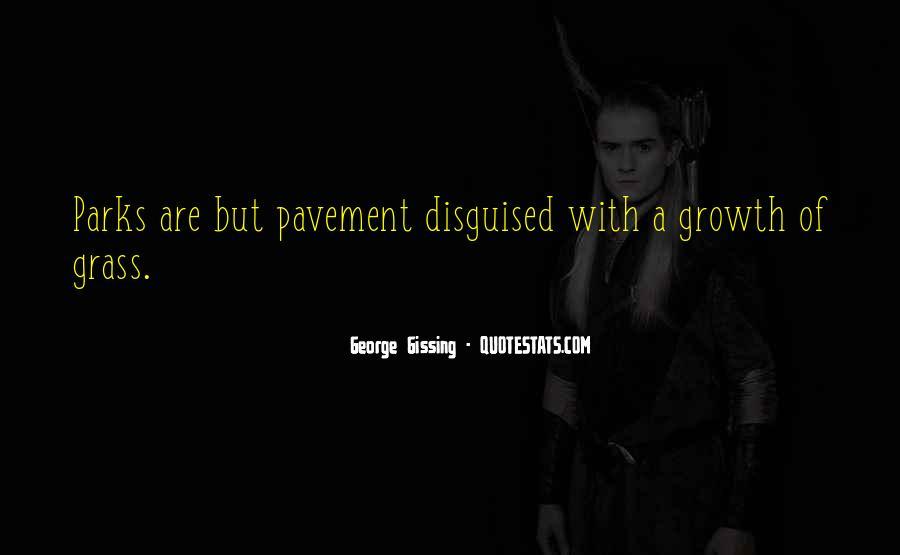 Best Pavement Quotes #205429
