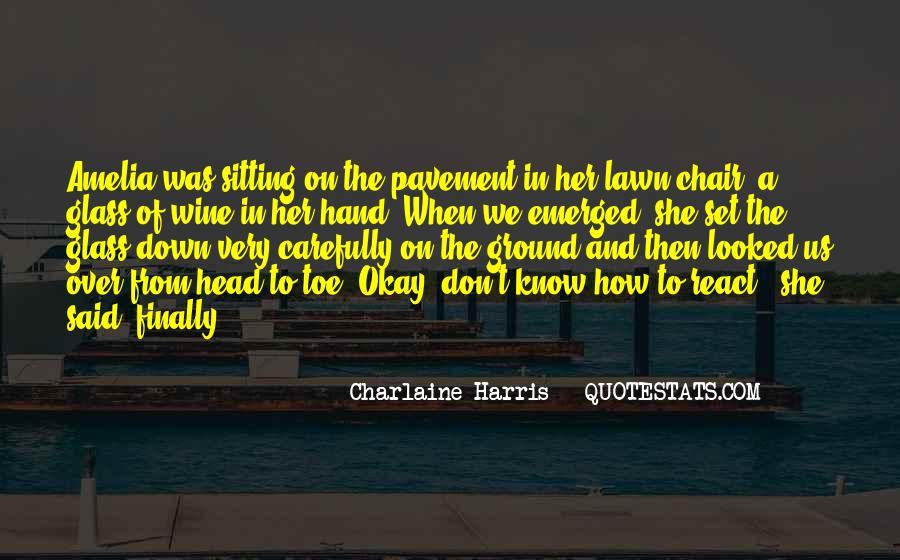 Best Pavement Quotes #216031
