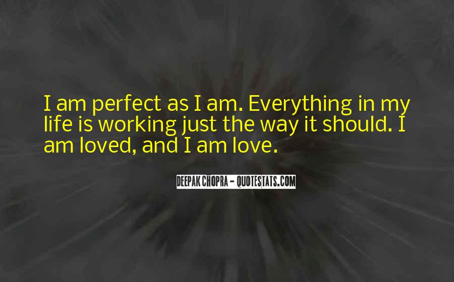 Best Perfect Love Quotes #52094