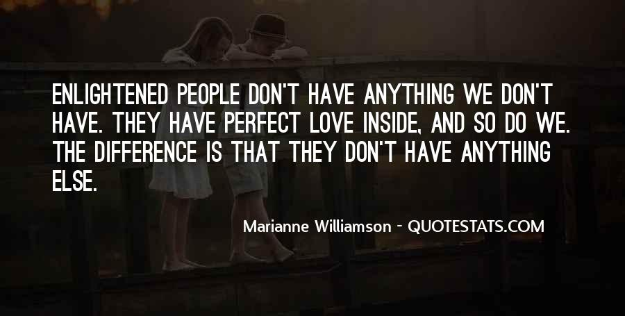 Best Perfect Love Quotes #60359