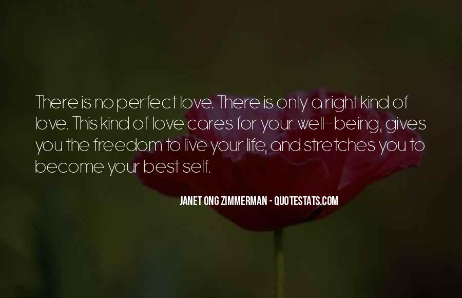 Best Perfect Love Quotes #667161