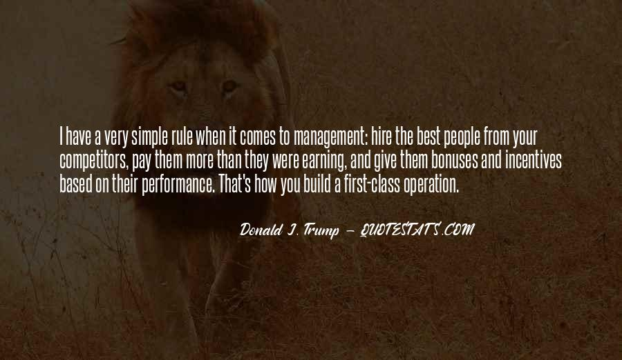 Best Performance Management Quotes #1149451